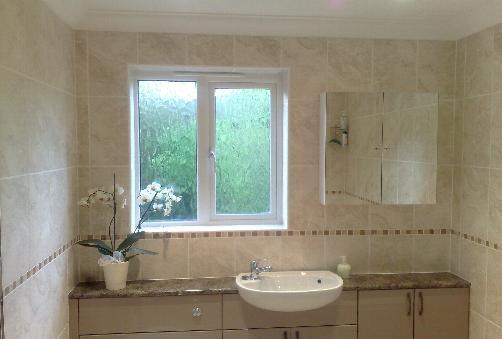 Bathroom Tiles Mosaic Border bathroom tiling - a websitebuilder website
